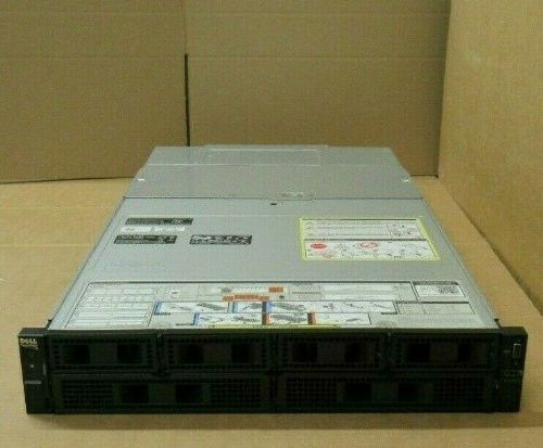 New Dell PowerEdge FX2S 6 x Bay Switched Blade Server Enclosure Chassis 2 x PSU